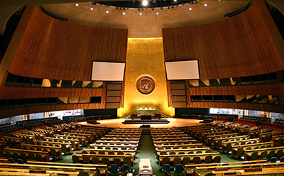 تاریخچه سازمان ملل متحد