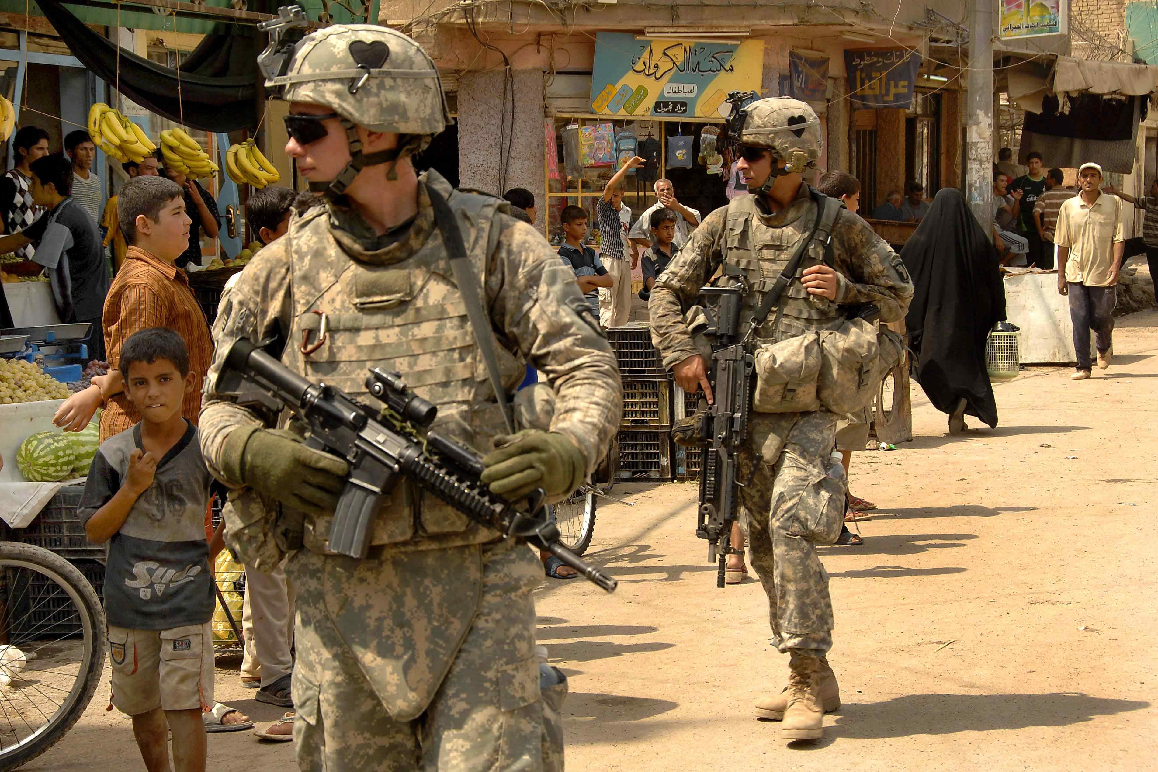 دادگاه کیفری بینالملل از احتمال ارتکاب جرایم جنگی توسط ارتش آمریکا در افغانستان خبر داد
