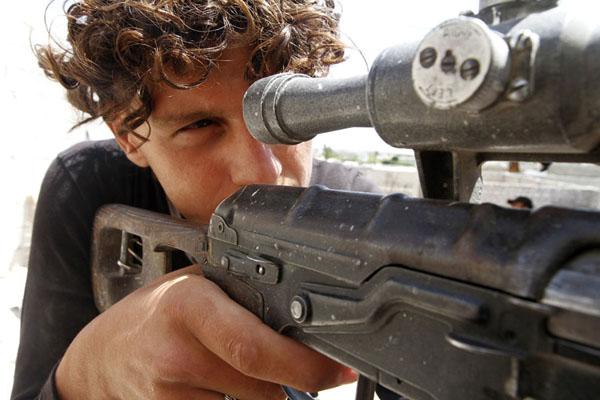 شناسایی بازیگران غیردولتی در درگیریهای نظامی سوریه