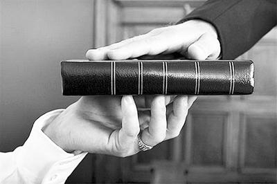 شهادت در حقوق کیفری ایران