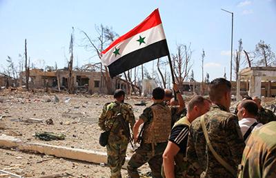 عملیات نظامی بزرگ ارتش سوریه و متحدانش در حلب بهزودی آغاز میشود