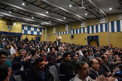 گردهمایی دانشجویان جهان اسلام در کوفه