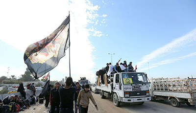 یک میلیون و ۴۰۰ هزار زائر اربعین از مرزهای سه گانه به کشور بازگشتند