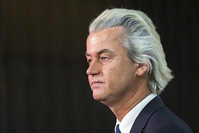 محاکمه رهبر اسلامستیز هلند آغاز شد