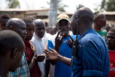 اختلافنظر آفریقا و اروپا درباره نحوه پرداخت حقوق صلحبانان سازمان ملل در بروندی