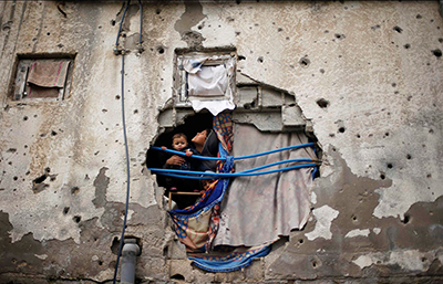 حقوق بشر و جرایم جنگی