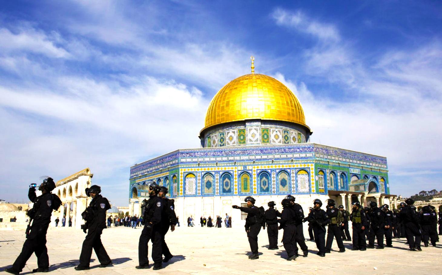 پخش اذان از مسجد الاقصی،حقی مورد توافق