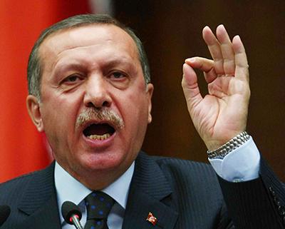 اردوغان بار دیگر غرب را متهم کرد