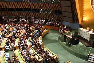 قطعنامه حقوق بشری مجمع عمومی سازمان ملل علیه ایران مردود است