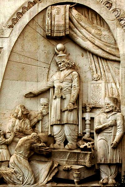 دادرسی در ایران باستان