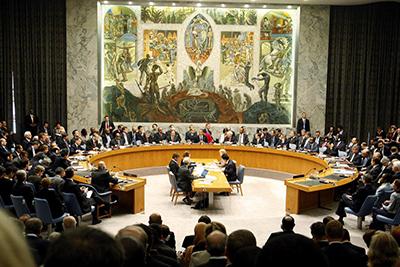 روسیه کتاب سفید را به شورای امنیت تحویل داد