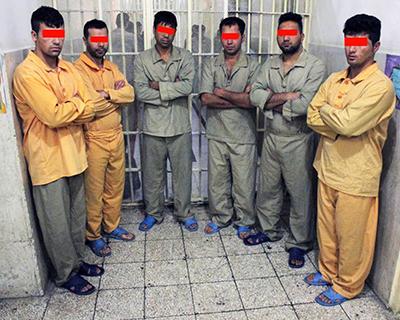 ۲۰۰۰ تازه داماد پشت میلههای زندان