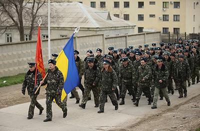 حق تعیین سرنوشت بررسی جدایی کریمه از اوکراین از منظر حقوق بینالملل و حقوق داخلی