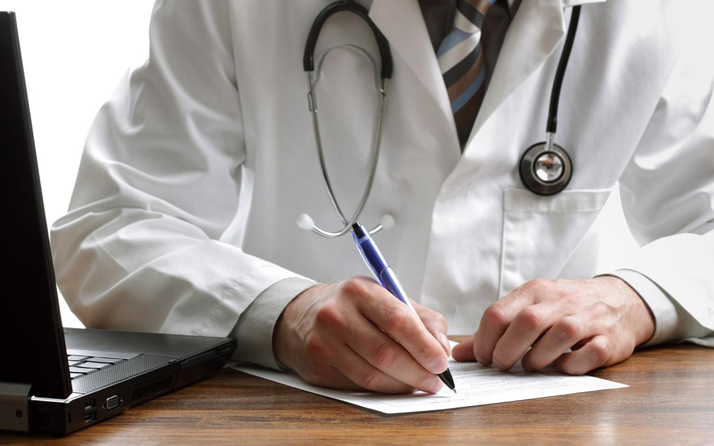 گواهی پزشکی خلاف واقع