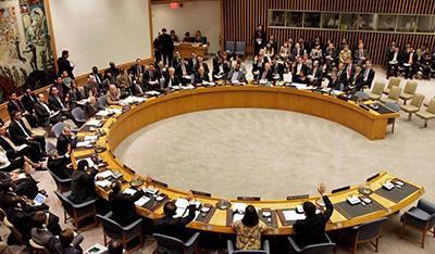 نظارت قضایی محاکم بینالمللی بر شورای امنیت سازمان ملل متحد
