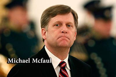 روسیه سفیر سابق آمریکا را ممنوعالورود کرد