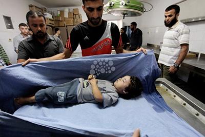 مسأله فلسطین مصداق بارز ناتوانی جامعه جهانی است