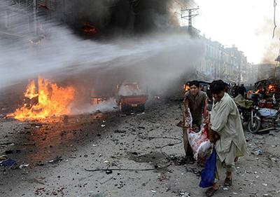 گزارش ویژه بخش حقوق بشر یوناما در موردحمله ۲۳ جولای در کابل