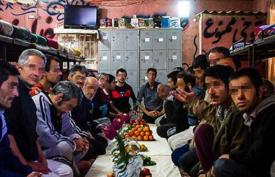 کمپهای غیرمجاز یا شهر بیقانون