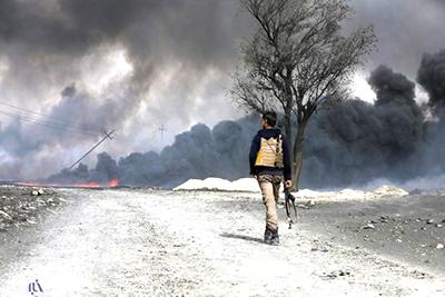 هشدار سازمان ملل درباره فاجعه زیستمحیطی در موصل