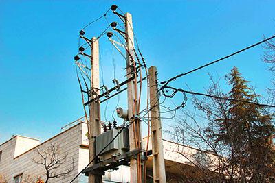 استفاده از برق بدون کنتور