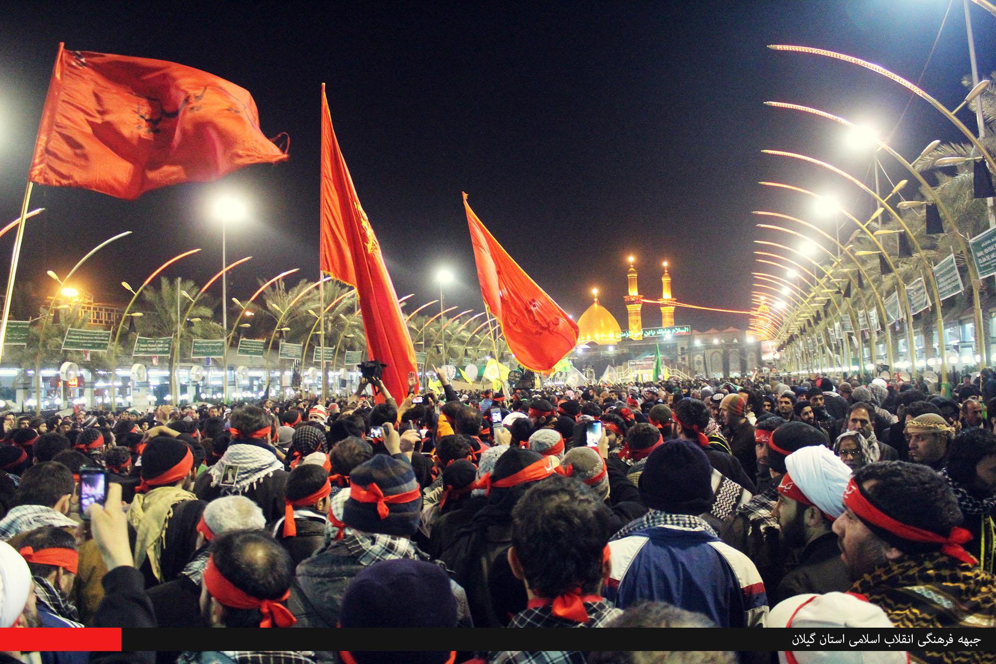 تردد ۲ میلیون نفر برای شرکت  در مراسم اربعین