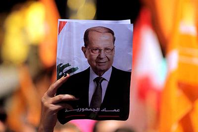 استقبال شورای امنیت از انتخاب میشل عون به ریاست جمهوری لبنان