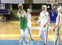 صدای دختران مسلمان بسکتبالیست را به گوش جهان خواهیم رساند