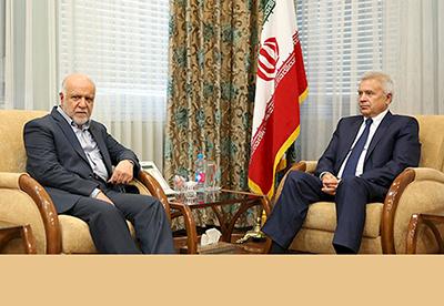 مذاکره لوک اویل روسیه با ایران برای سواپ نفت خام