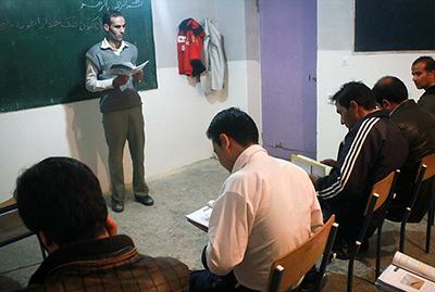 مشروط شدن ادامه همکاری مربیان سوادآموزی با آموزشوپرورش