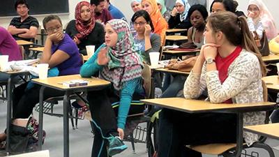 تعداد دانشجویان خارجی در آمریکا از ۱میلیون گذشت