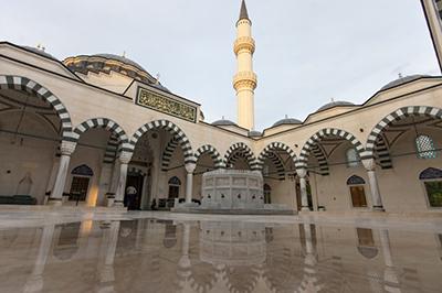 ارسال نامههای تهدیدآمیز به مساجد آمریکا