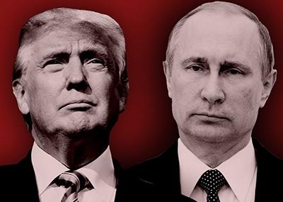 پای روسیه در رأی آوردن ترامپ در میان است