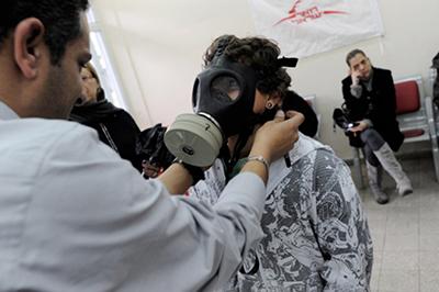 شورای امنیت تحقیقات درباره حملات شیمیایی در سوریه را یک سال دیگر تمدید کرد