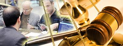 نگاهی به مقررات مربوط به پاکسازی و تخلفات اداری