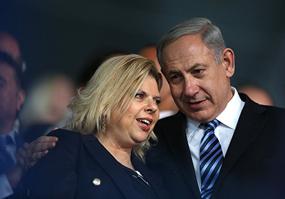 همسر نتانیاهو به خاطر فساد مالی بازجویی شد