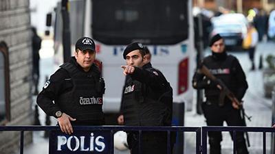 صدور دستور بازداشت ۸۷ تن از کارکنان دادگستری استانبول