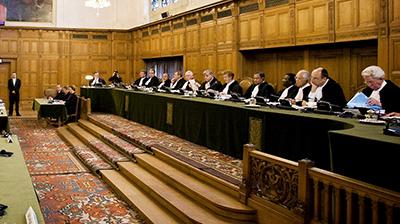 ضمانت اجرای احکام دیوان بین المللی دادگستری چیست؟