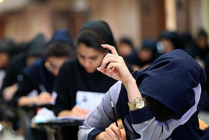 اطلاعیه سازمان سنجش آموزش کشور درباره میزان و نحوه تأثیر سوابق تحصیلی در آزمون سراسری سال ۱۳۹۶