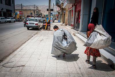 ساماندهی به کودکان خیابانی وظیفه کیست