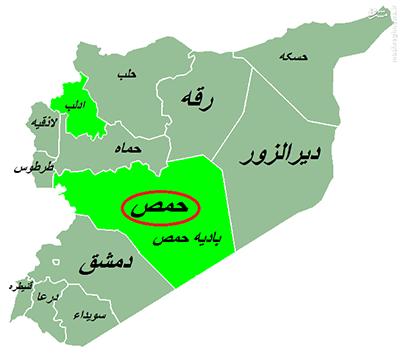 برای جلوگیری از فرار داعشیها، روسیه حمص و ادلب را هدف قرار میدهد
