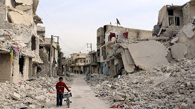 جایگاه دکترین مسؤولیت حمایت در بحران سوریه