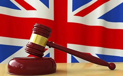 تاریخچه حقوق کشور انگلستان